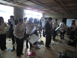 吹奏楽フェスティバル